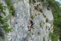 Klettersteig / Rakousko Štýrsko - Hochschwab-Gruppe_100