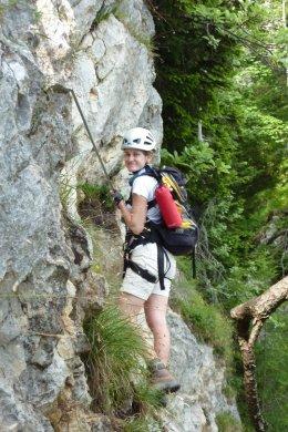 Klettersteig / Rakousko Štýrsko - Hochschwab-Gruppe_102