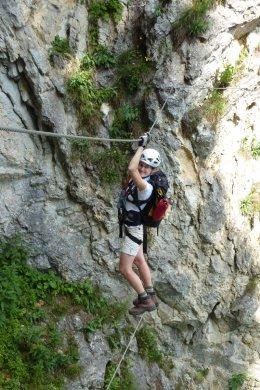 Klettersteig / Rakousko Štýrsko - Hochschwab-Gruppe_103