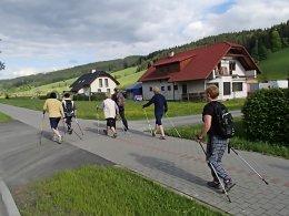 Nordic Walking II. Po valašských kopcoch._1060