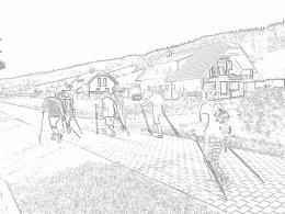 Nordic Walking II. Po valašských kopcoch._1061