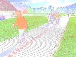 Nordic Walking II. Po valašských kopcoch._1062