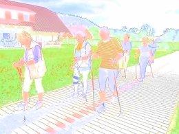 Nordic Walking II. Po valašských kopcoch._1063