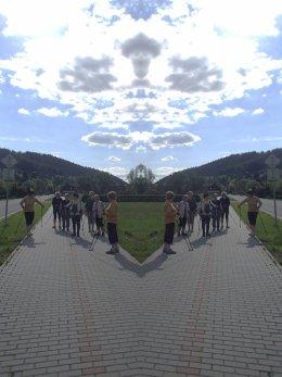 Nordic Walking II. Po valašských kopcoch._1064