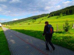 Nordic Walking II. Po valašských kopcoch._1065