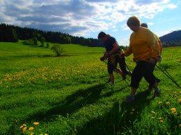 Nordic Walking II. Po valašských kopcoch._1068