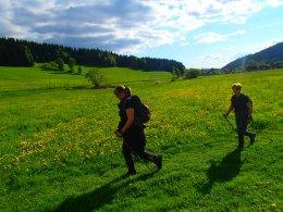 Nordic Walking II. Po valašských kopcoch._1069
