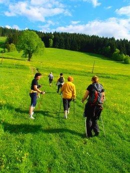 Nordic Walking II. Po valašských kopcoch._1071