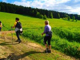 Nordic Walking II. Po valašských kopcoch._1073
