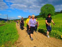 Nordic Walking II. Po valašských kopcoch._1074