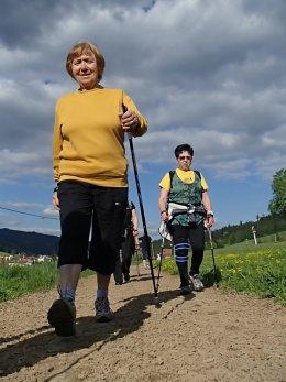 Nordic Walking II. Po valašských kopcoch._1079