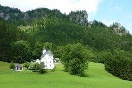 Klettersteig / Rakousko Štýrsko - Hochschwab-Gruppe_108