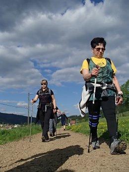 Nordic Walking II. Po valašských kopcoch._1082