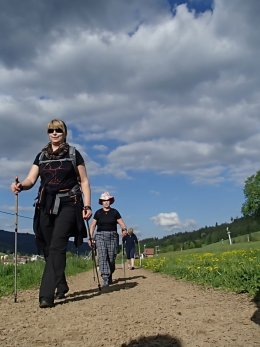 Nordic Walking II. Po valašských kopcoch._1084
