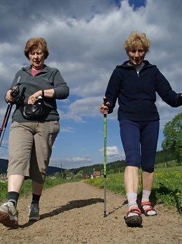 Nordic Walking II. Po valašských kopcoch._1089