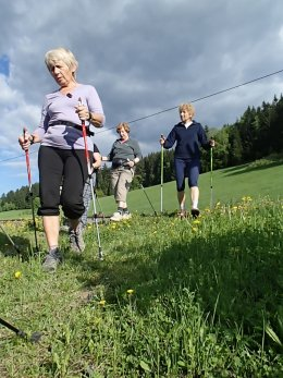 Nordic Walking II. Po valašských kopcoch._1125