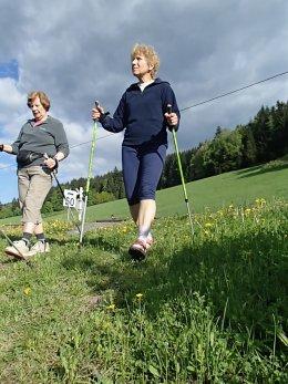Nordic Walking II. Po valašských kopcoch._1128