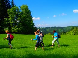 Nordic Walking II. Po valašských kopcoch._1138