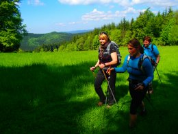 Nordic Walking II. Po valašských kopcoch._1139