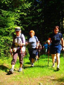 Nordic Walking II. Po valašských kopcoch._1140