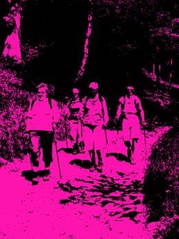 Nordic Walking II. Po valašských kopcoch._1154