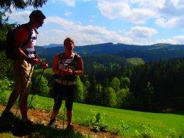 Nordic Walking II. Po valašských kopcoch._1158