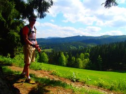 Nordic Walking II. Po valašských kopcoch._1159