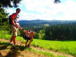 Nordic Walking II. Po valašských kopcoch._1160