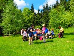 Nordic Walking II. Po valašských kopcoch._1161