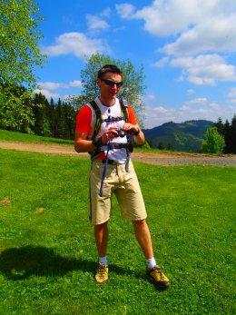Nordic Walking II. Po valašských kopcoch._1164