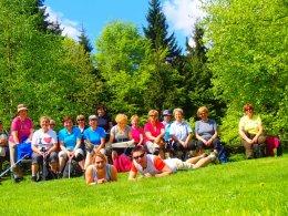 Nordic Walking II. Po valašských kopcoch._1165