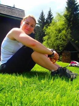 Nordic Walking II. Po valašských kopcoch._1171
