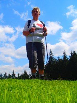 Nordic Walking II. Po valašských kopcoch._1174