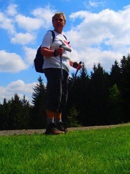 Nordic Walking II. Po valašských kopcoch._1175