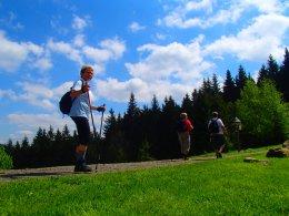 Nordic Walking II. Po valašských kopcoch._1176