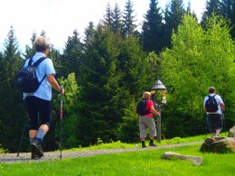 Nordic Walking II. Po valašských kopcoch._1177