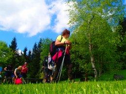 Nordic Walking II. Po valašských kopcoch._1179