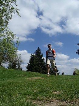 Nordic Walking II. Po valašských kopcoch._1195