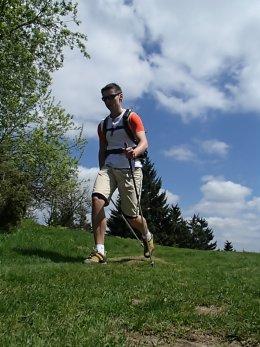 Nordic Walking II. Po valašských kopcoch._1198