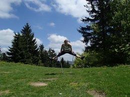 Nordic Walking II. Po valašských kopcoch._1199