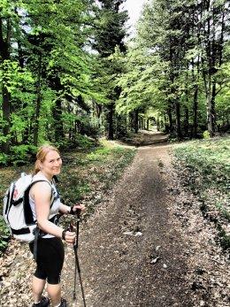 Nordic Walking II. Po valašských kopcoch._1209