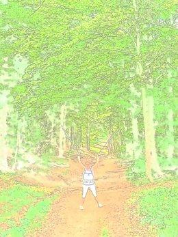 Nordic Walking II. Po valašských kopcoch._1211