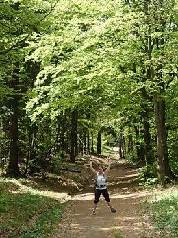 Nordic Walking II. Po valašských kopcoch._1212