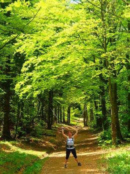 Nordic Walking II. Po valašských kopcoch._1214