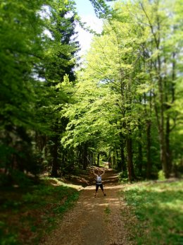 Nordic Walking II. Po valašských kopcoch._1215