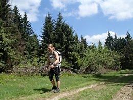 Nordic Walking II. Po valašských kopcoch._1218