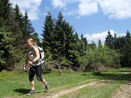Nordic Walking II. Po valašských kopcoch._1220