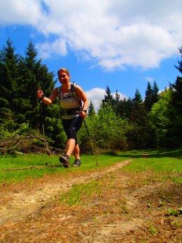 Nordic Walking II. Po valašských kopcoch._1221