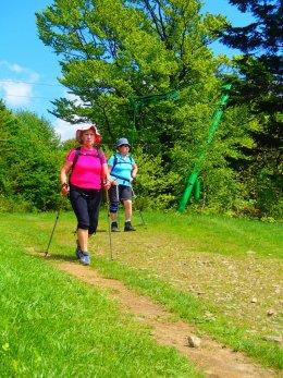 Nordic Walking II. Po valašských kopcoch._1226