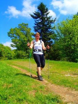 Nordic Walking II. Po valašských kopcoch._1227
